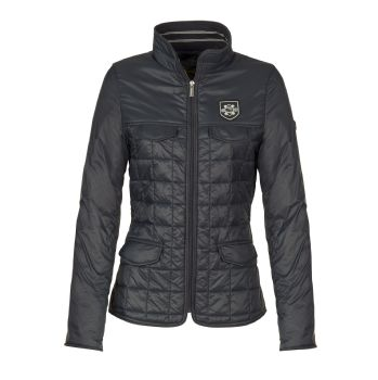 Equiline Quilted Jacket - Ivy